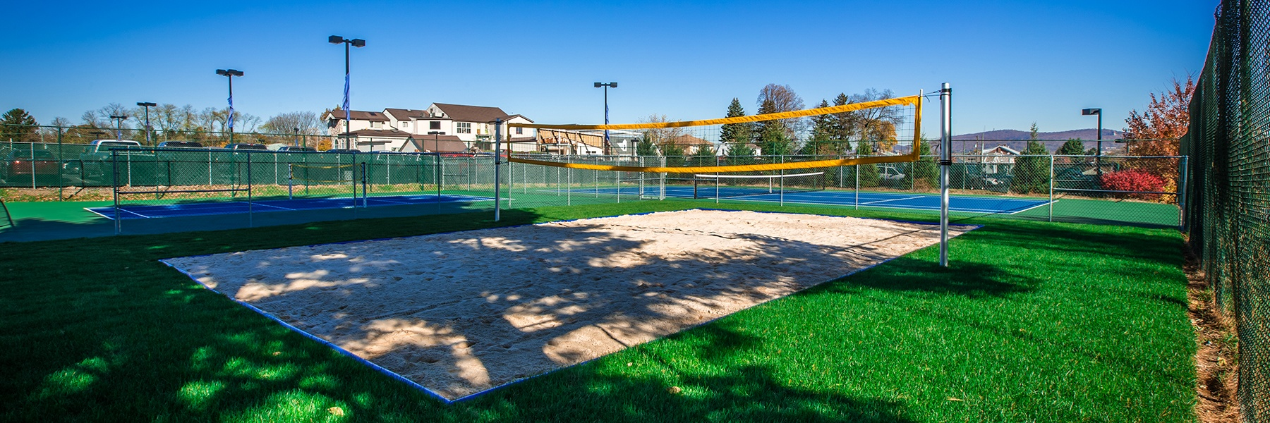 Shillington Commons Apartments For Rent in Shillington, PA Volleyball Court