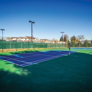 Shillington Commons Apartments For Rent in Shillington, PA Tennis Court